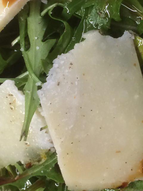 Gegrilltes Gemüse mit Feta und Tabouleh